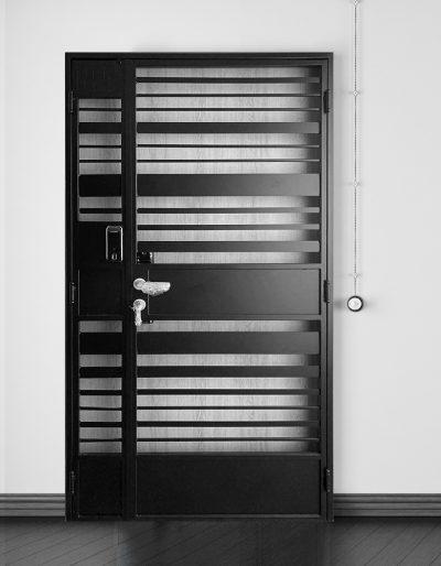Metal Gate Lock DV2104
