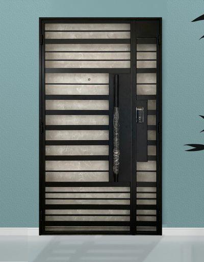 Metal Gate Design Showroom