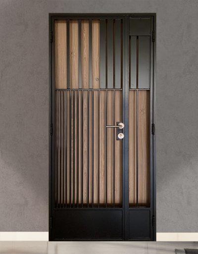 Metal Gate Door DV2108