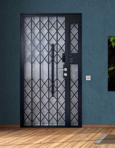 Metal Gate Supplier DV2115