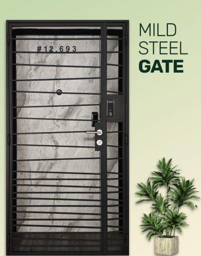 Metal Gate DV2112