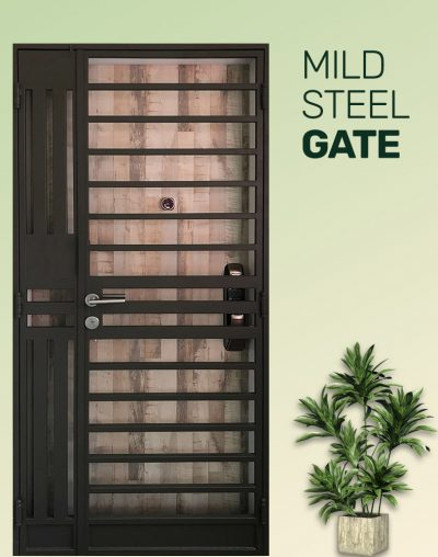Metal Gate SG