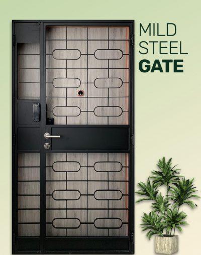 Metal Gate DV2128