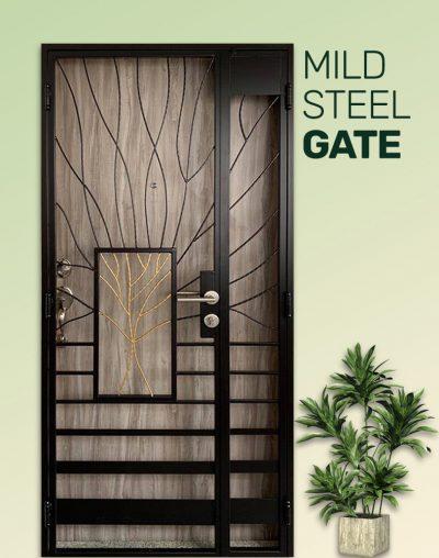 Metal Gate DV2134 Near