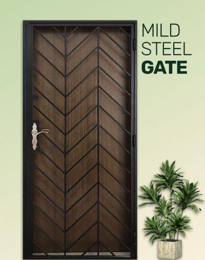 Metal Gate DV2135