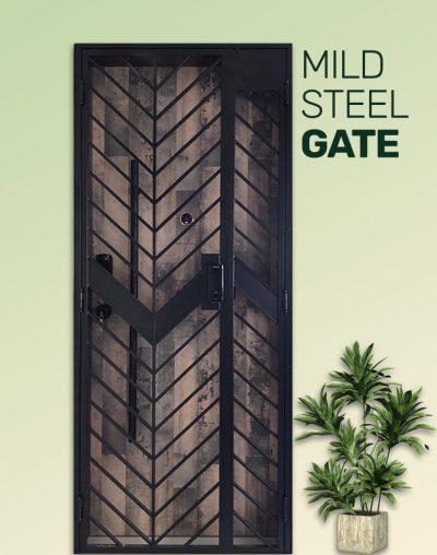 Metal Gate DV2136