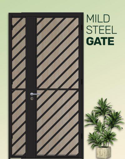 Metal Gate DV2137