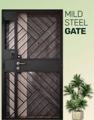 Metal Gate DV2138