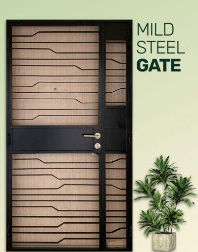 Metal Gate DV2140