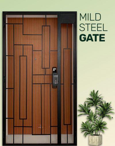 Metal Gate DV2141