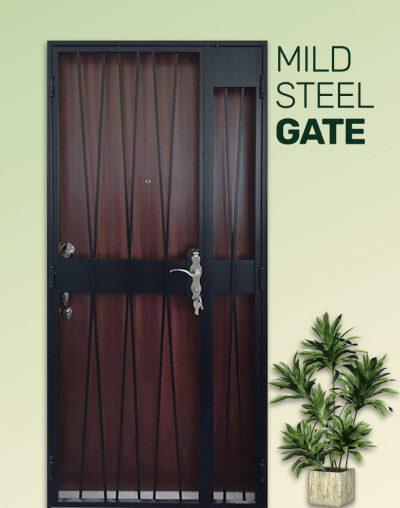 Metal Gate DV2142