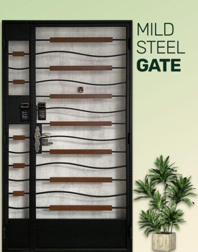 Metal Gate DV2144