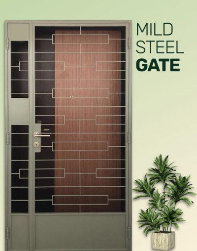 Metal Gate DV2149