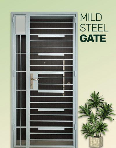 Metal Gate DV2150