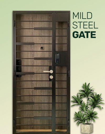 Metal Gate DV2151