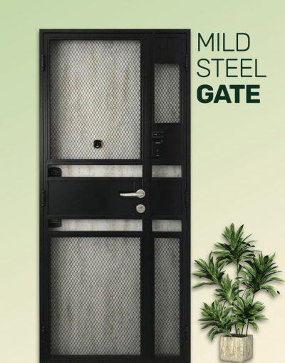 Metal Gate DV2154