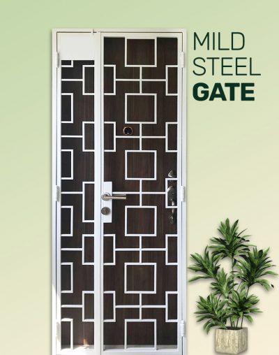 Metal Gate DV2156