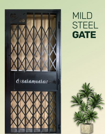 DV2157 Metal Gate Singapore