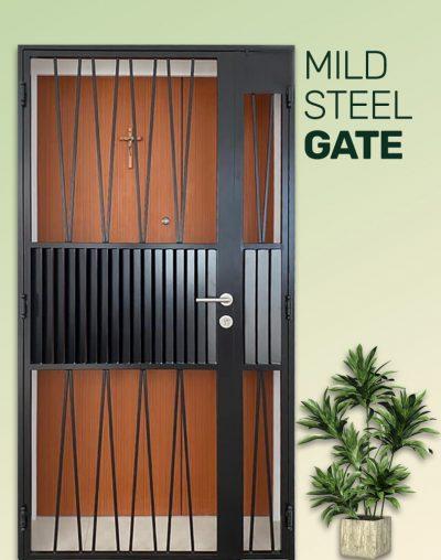 Metal Gate DV2159