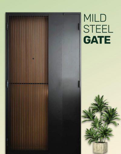 Metal Gate DV2160