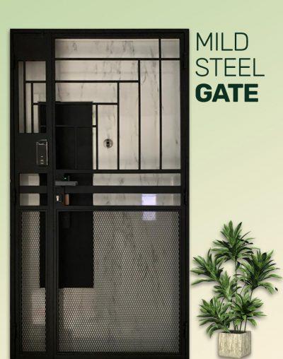 Metal Gate DV2161