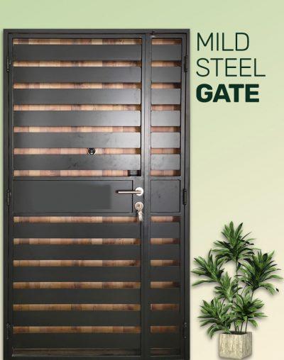 Metal Gate DV2162