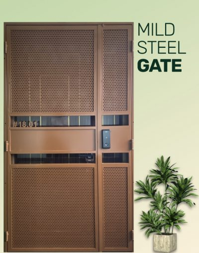 DV2164 Metal Gate design