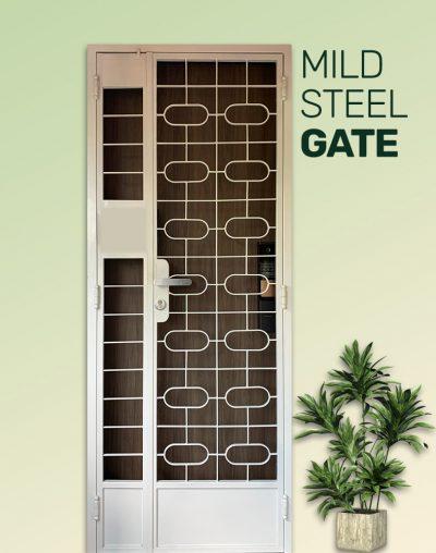 Metal Gate DV2165