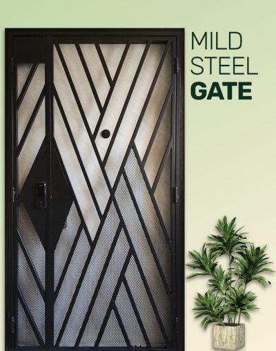 Metal Gate DV2166