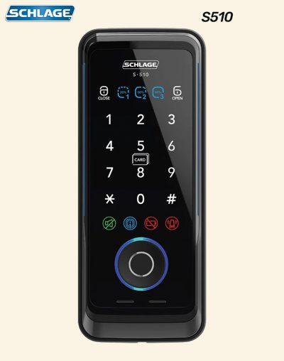 Schlage S510 Digital RIM Lock