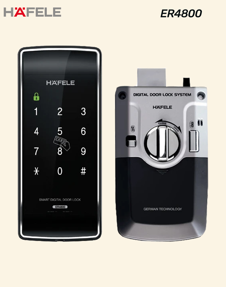 Hafele Digital Lock Review