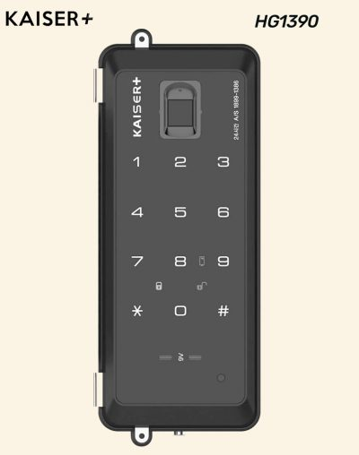 Kaiser HG1390 Digital Lock