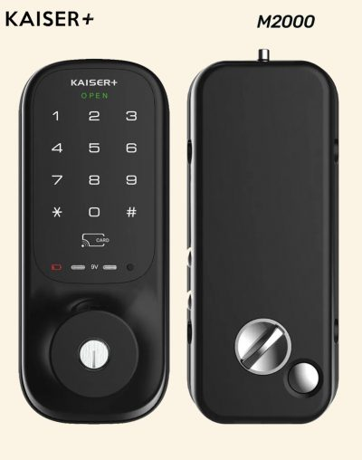 Kaiser M2000 Deadbolt Digital Lock Design