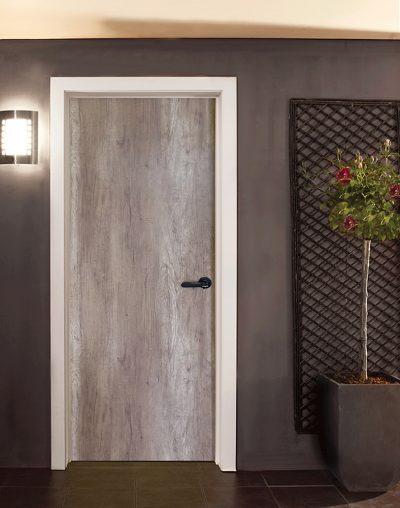 Laminate Woodgrain Bedroom Door Singapore