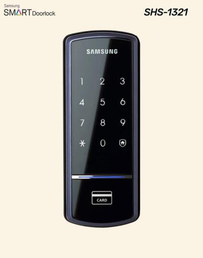 Samsung Digital Door Lock Design