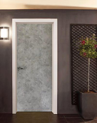 Stylish Laminate Bedroom Door Design