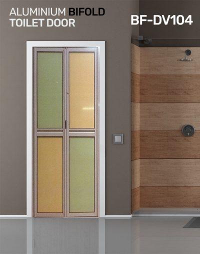 BF DV104 Toilet Door SG