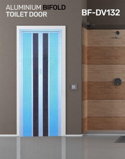 Toilet Door Bifold