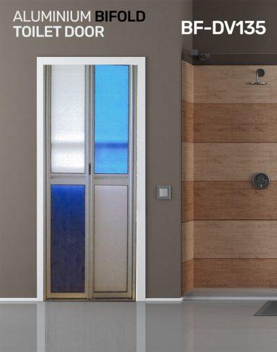 Toilet Door Design BF DV135