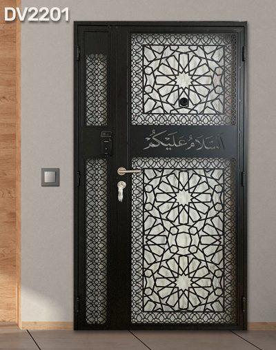 Laser Cut Gate Design
