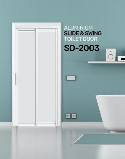 SD 2003 HDB Toilet Door