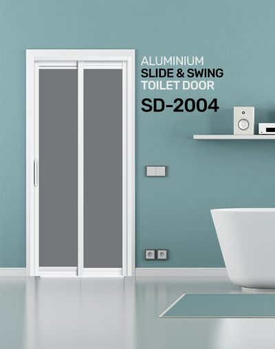 SD 2004 Condo Toilet Door