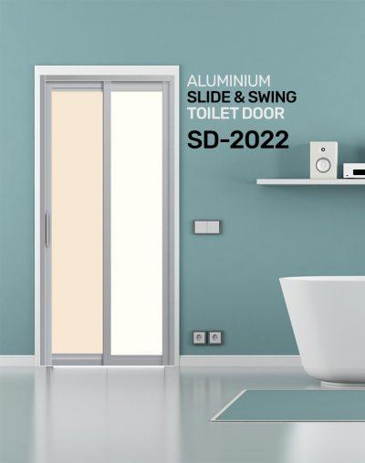 SD 2022 Condo Toilet Door