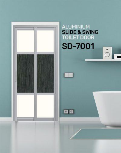 SD 7001 HDB Toilet Door