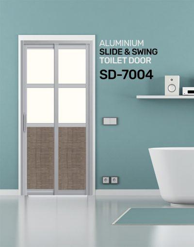 SD 7004 Toilet Door Design SG