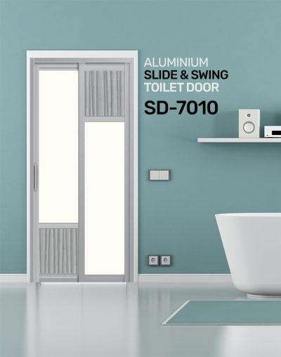 SD 7010 Condo Toilet Door