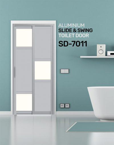 SD 7011 HDB Toilet Door Design