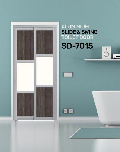 SD 7015 HDB Toilet Door Design
