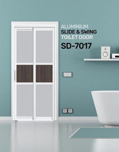 SD 7017 HDB Toilet Door Design