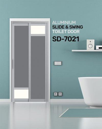 SD 7021 HDB Toilet Door Design